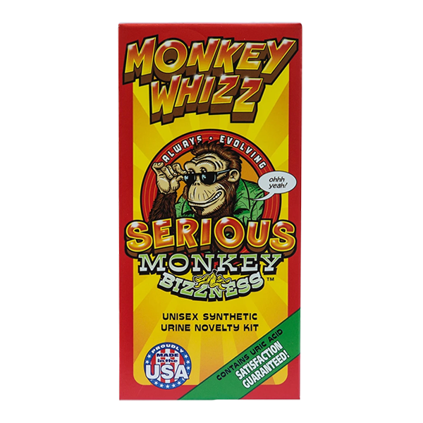 Monkey Whizz Synthetic Urine Pack