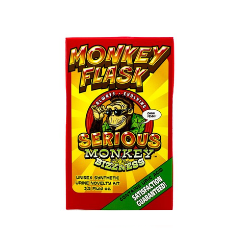 Monkey Flask Synthetic Urine Pack