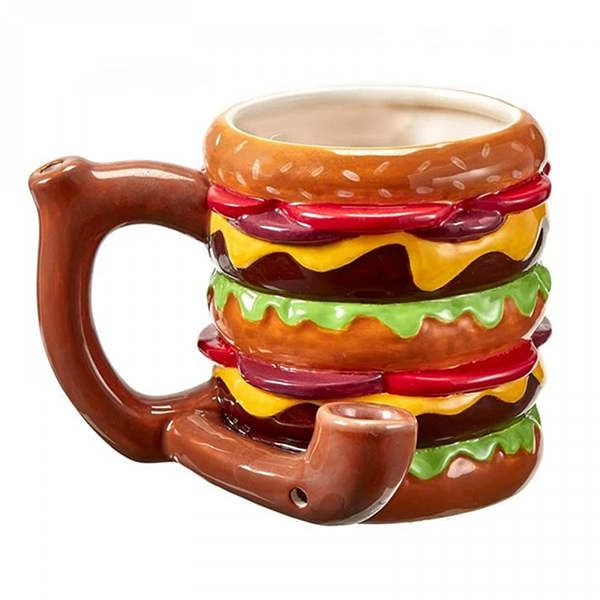 Mug Pipe - Hamburger