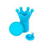 Color Changing Nail Crown Silicone Accessory & Dab Holder - Tools Included