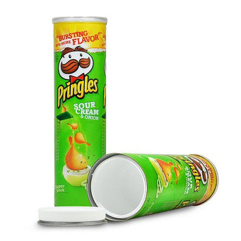 Assorted Pringles Can Stash Case