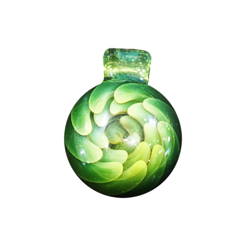Green Pendy by Rob Biglin