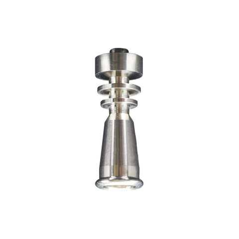 GEAR 10mm Female Domeless Titanium Nail