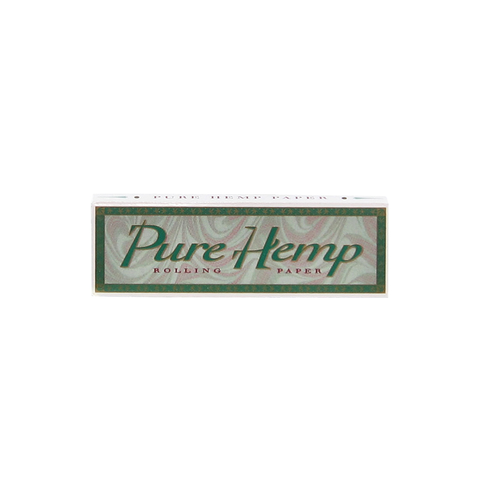 Pure Hemp Rolling Papers - Single Wide
