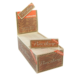 Pure Hemp Unbleached Rolling Papers - Single Wide