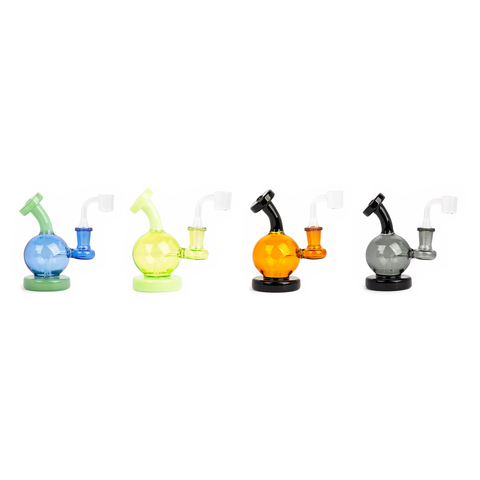 Shuvit Concentrate Rig by Red Eye Glass