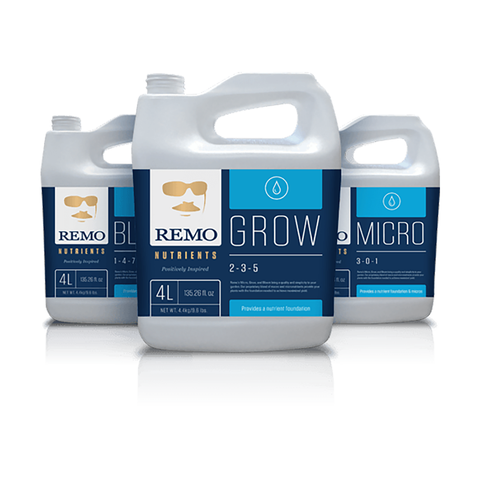 Mirco, Grow and Bloom by Remo Nutrients