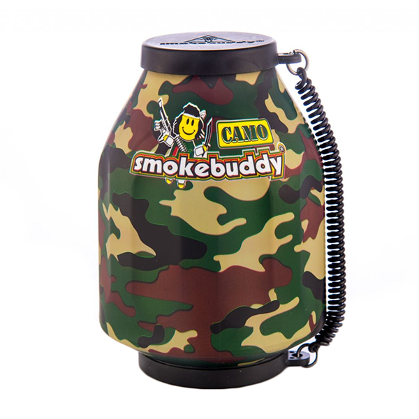 Smokebuddy Original Camo Personal Air Filter