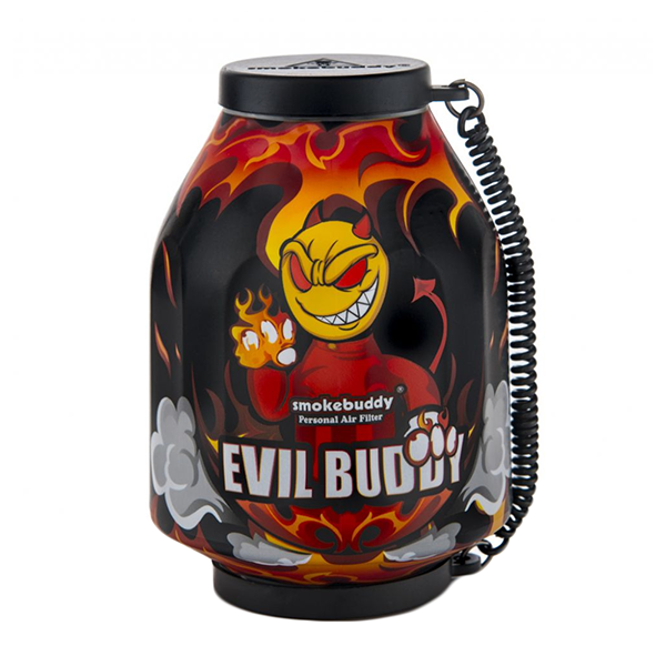 Smokebuddy Original Evil Buddy Personal Air Filter