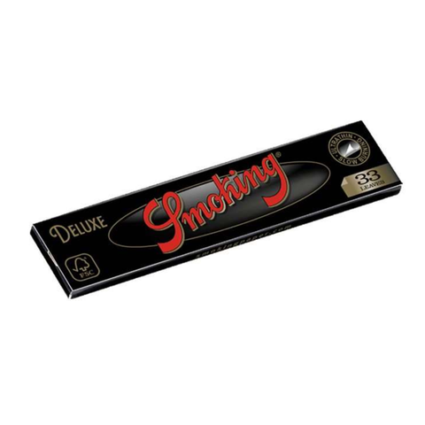 Smoking Deluxe Rolling Papers - King Size