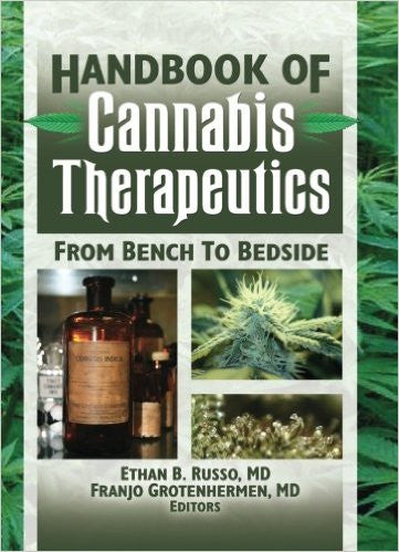 Therapeutics from bench to bedside cannabis culture headquarters