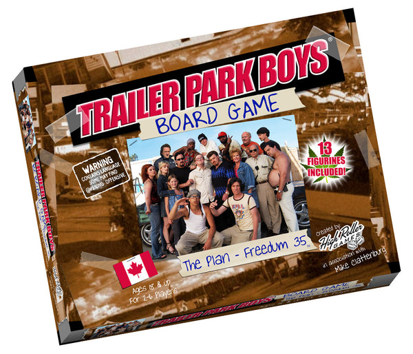Trailer Park Boys Board Game