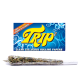 Trip2 Clear Rolling Papers - 1¼ Size