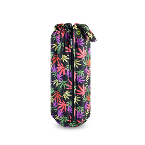"Plush Tube Bag - 12"" Leaves"