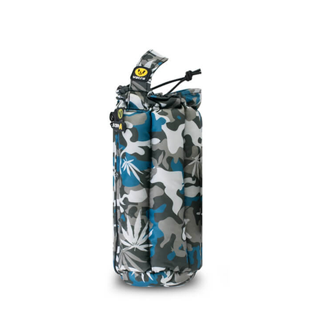 "Plush Tube Bag - 8"" Camo"