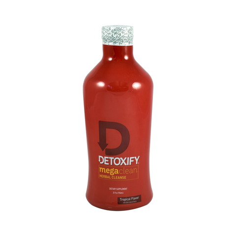 Detoxify Mega Clean Herbal Cleanse Drink