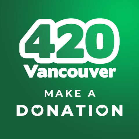 Donate to 420 Vancouver