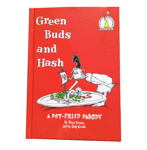 Green Buds and Hash: A Pot-Filled Parody