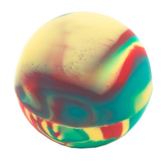 Slick Ball Silicone Container