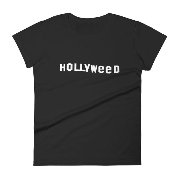 Hollyweed T-Shirt - Woman's