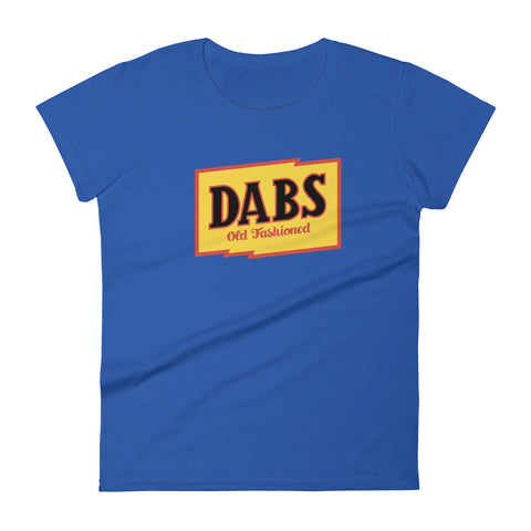 Dabs Old Fashioned T-Shirt - Woman's