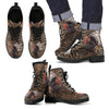 Turkey Lovers Men's Leather Boots