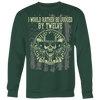 Judge By 12 Crewneck Sweatshirt Big Print