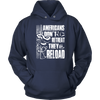 Americans Don't Retreat Unisex Hoodie