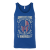 Armed Citizens Canvas Unisex Tank