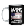 STOMP YOUR ASS - MUG