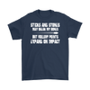 Sticks and Stones Men's T-shirt