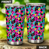 Tumbler Camouflage Hot Pink