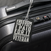 Veteran Luggage Tag