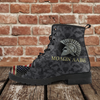 Molon Labe Leather Boots