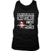 American People District Mens Tank