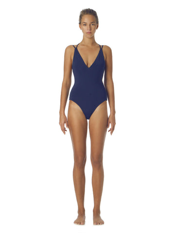 The Tarantino One Piece Midnight Blue