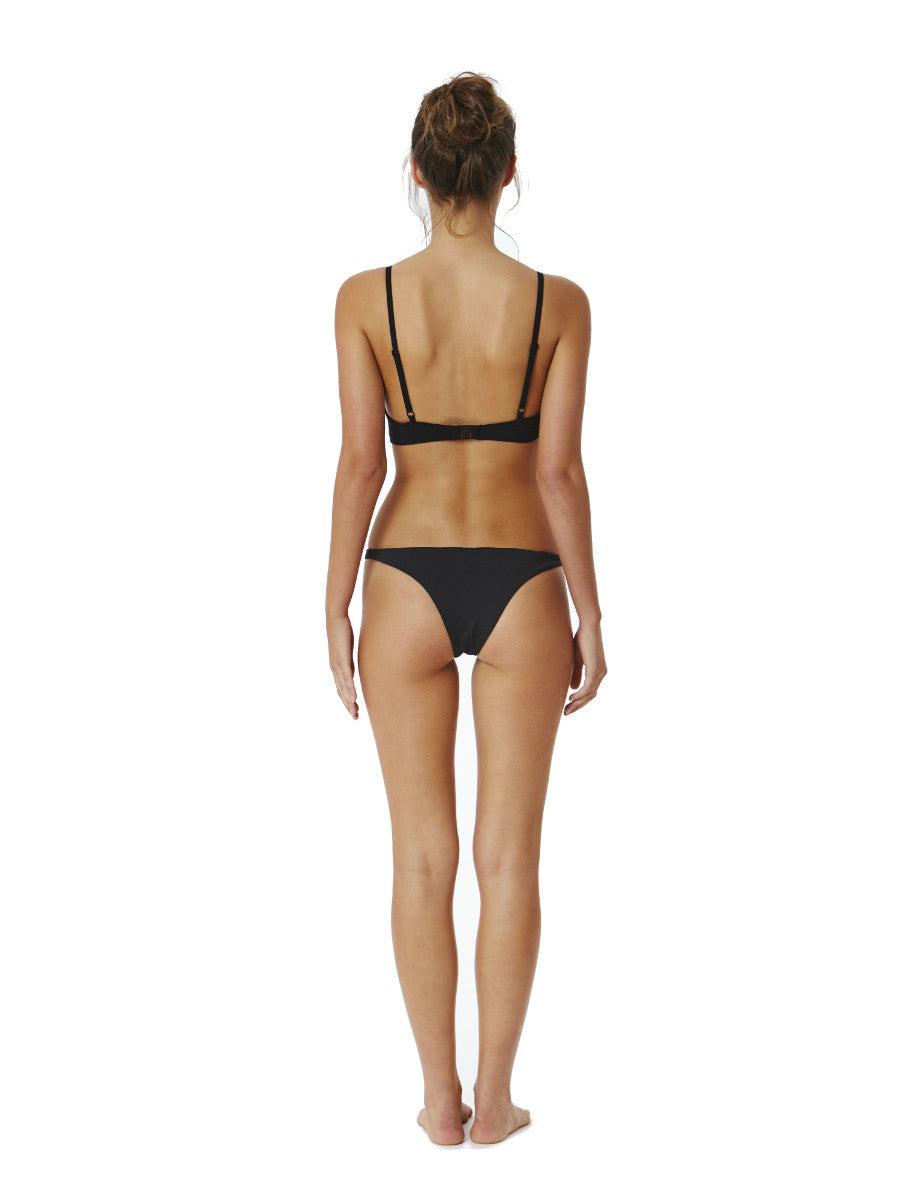 Mr Anderson Bikini Set Black