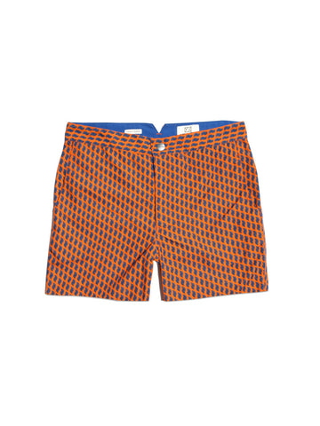 Beach Life Australia - Mocha Salt - Huck 5 Seafern Orange