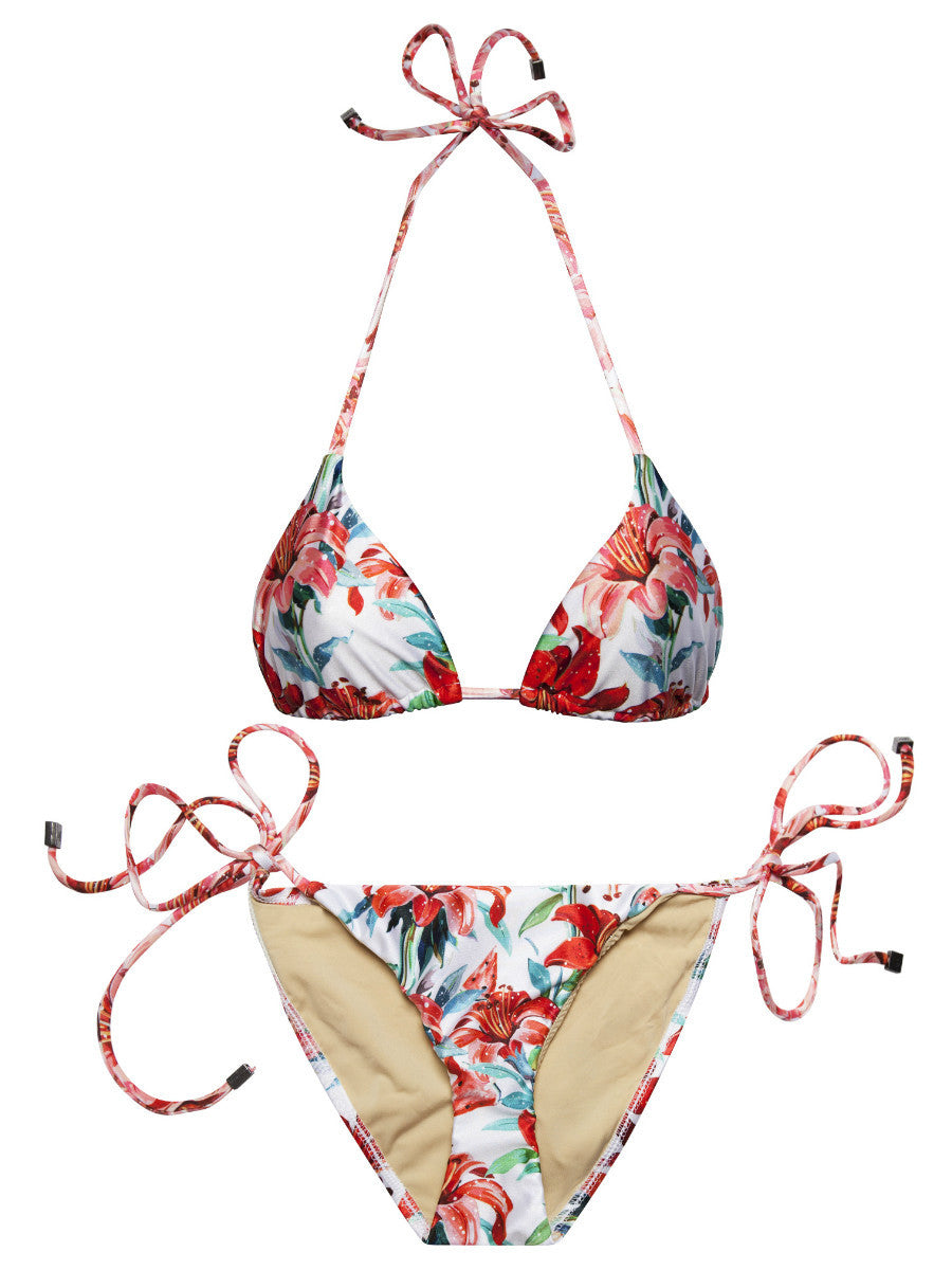 We Are Handsome - Luau String Bikini - Beach Life Australia