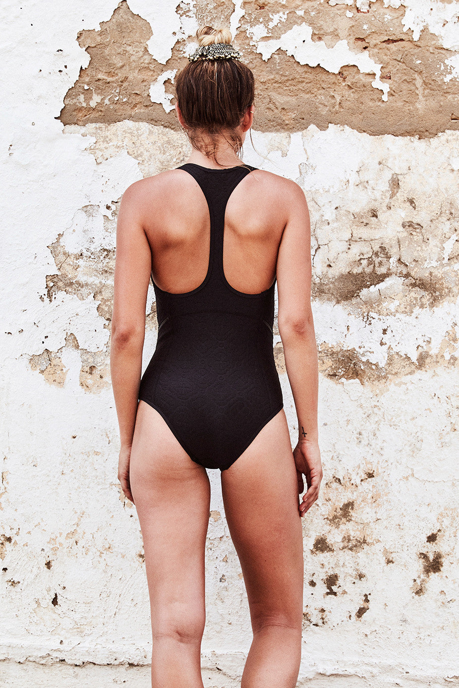 Ochre T Back One Piece  - Duskii - Beach Life Australia