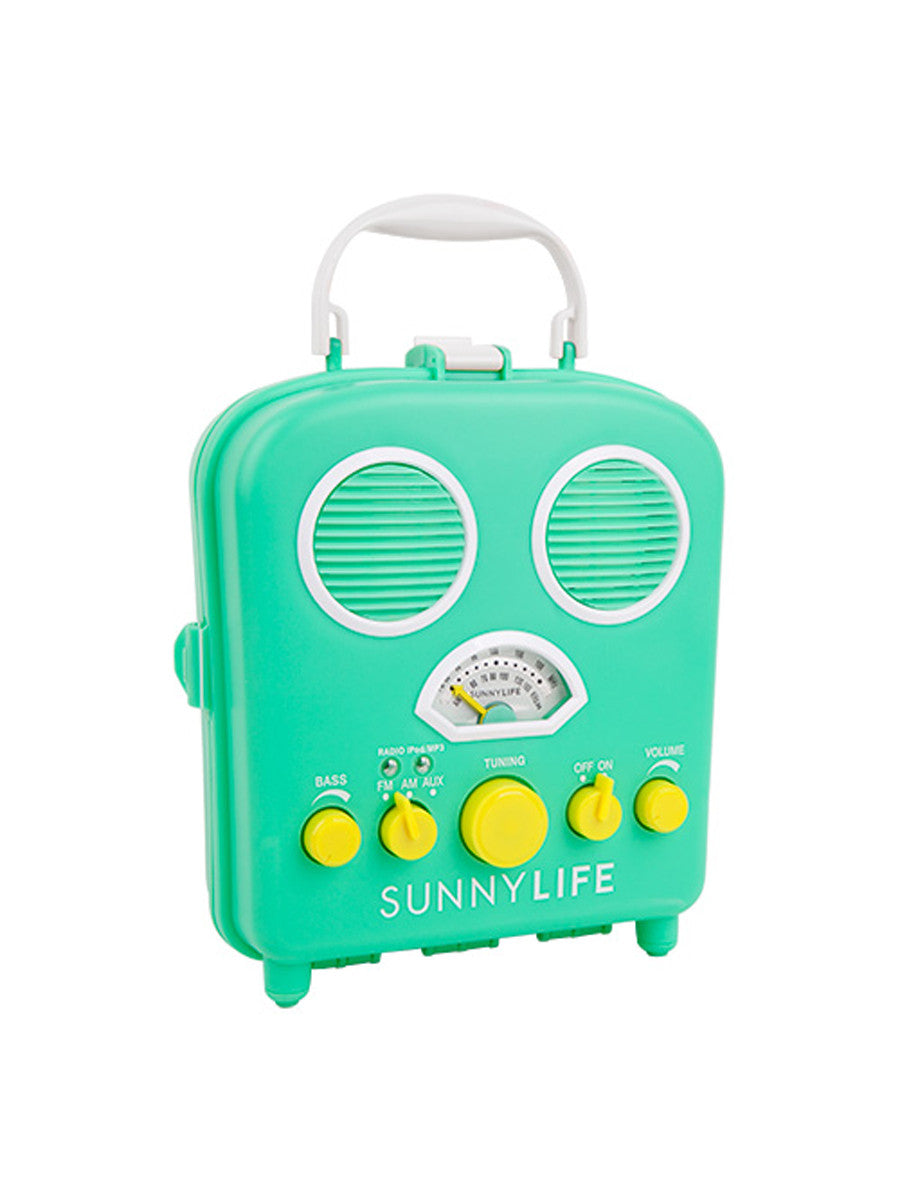 Beach Life Australia - Sunnylife - Beach Sounds Biscay Green