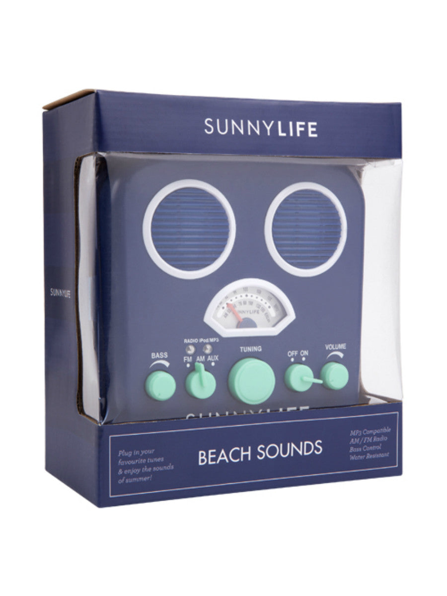 Beach Life Australia - Sunnylife - Beach Sounds Blue Depths