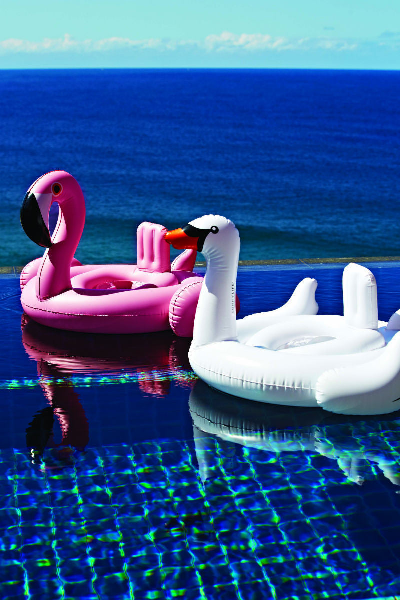 Beach Life Australia - Sunnylife - Baby Inflatable Flamingo