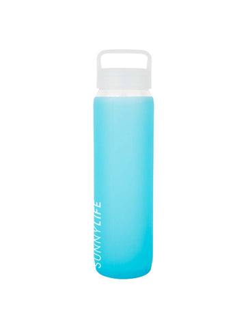 Beach Life Australia - Sunnylife - Water Bottle - Blue Atol