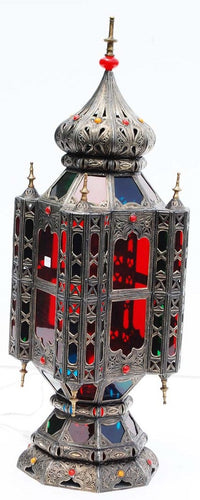 Unique moorish lamp - Handmade Moorish Lighting - Moorishlighting