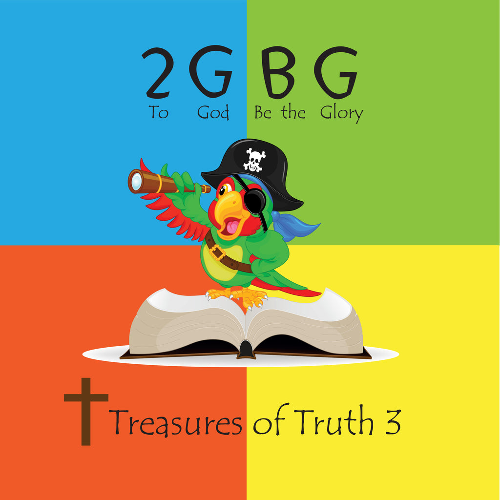 Treasures of Truth 3 CD