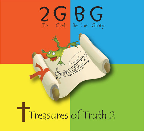 Treasures of Truth 2 CD