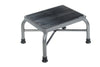 Heavy Duty Bariatric Footstool with Non Skid Rubber Platform