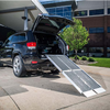 SUITCASE® Trifold® As Ramp Portable Wheelchair Ramp