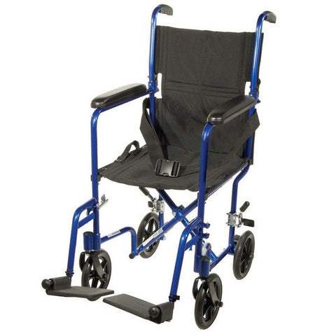 Limited Time Offer - Aluminum Transport Chair